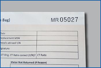ncr-pad-numbering